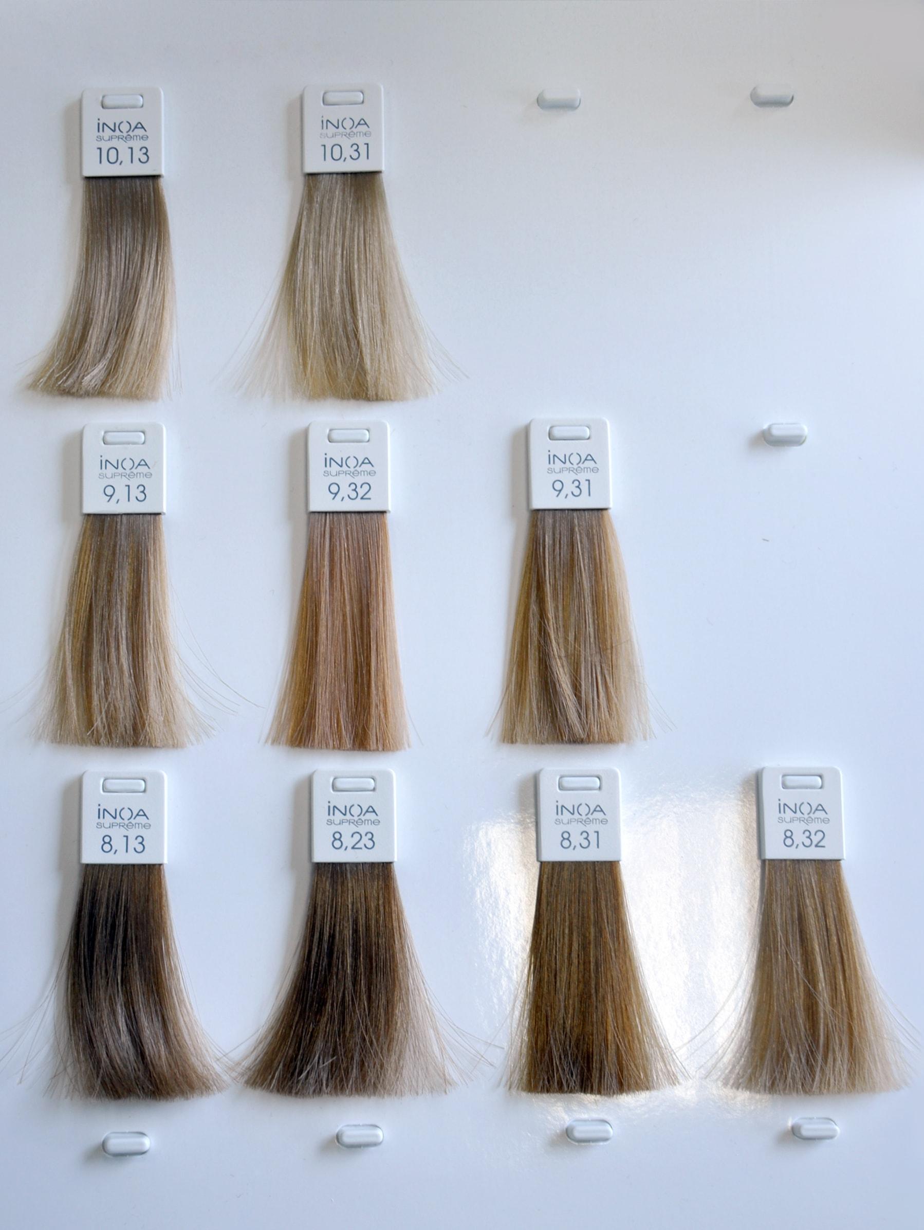 Безамонячна трайна боя за коса Loreal Inoa Supreme